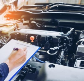 Auto Repair Shop in Canton Michigan - Collisions | Mel's Auto Services - image-content-inspection